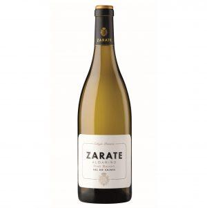 Botella Zarate albariño