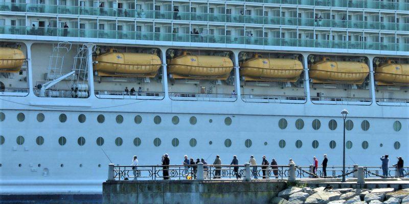 Crucero en Galicia
